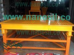 industry machinary machinary انواع میز ویبره در ابعاد مختلف