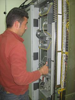 services hardware-network hardware-network اجرای شبکه های فیبر نوری