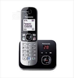 digital-appliances fax-phone fax-phone فروش ویژه گوشی تلفن بی سیم پاناسونیک KX-TG6821