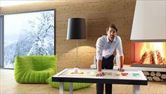 digital-appliances Audio-video-player Audio-video-player میز لمسی با کاربرد ویژه برای آتلیه ها
