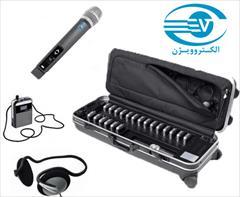 digital-appliances Audio-video-player Audio-video-player سیستم ترجمه همزمان و تورگاید شرکت الکتروویژن