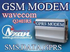 digital-appliances pc-laptop-accessories other-pc-laptop-accessories ویوکام GSM/GPRS MODEM WAVECOM--2403