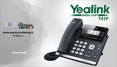digital-appliances fax-phone fax-phone فروش تلفن مدیریتی Yealink SIP-T41P