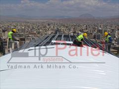 industry tender tender سیستم پوششی بدون درز زیپ پانل چیست و چه محاسنی دار
