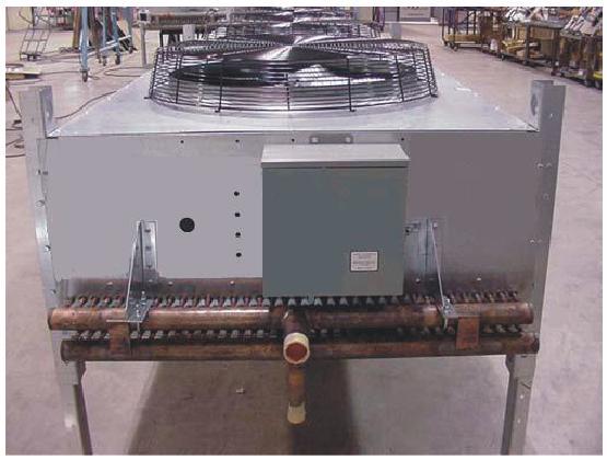 تهویه و تبرید سارآفرین تولید کننده کندانسور هوایی <br/>ظرفیت های تولیدی از50000Btu/hr تا 1800000Btu/hr<br/>هوادهی تا 240000M^3/HR<br/>فین از نوع آلومینیومی یا مسی services construction construction