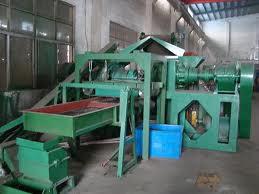 خط بازیافت لاستیک با ظرفیت 400تا 800 کیلو در ساعت با مش 30تا 120 به قیمت 150000تا 220000 دلار با نصب و راه اندازی رایگان و گارانتی یک سا له آماده ی فر industry industrial-machinery industrial-machinery