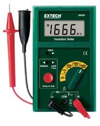 Digital Megohmmeter<br/>مگا اهم 380360<br/>دارای سه ولتاژ تست 250V, 500V and 1000V<br/>قابلیت اندازه گیری مقاومت تا 2000 مگا اهم <br/>قابلیت اندازه گیری ولتاژ AC  تا  services industrial-services industrial-services