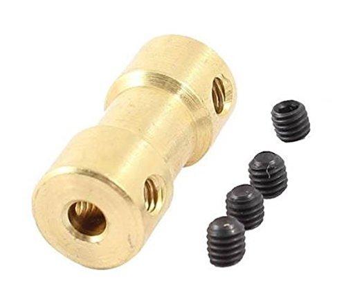 فروش کوپلینگ 3mm به 3.175mm مناسب برای دستگاه های CNC<br/>فروش کوپلینگ 3.175mm به 5mm مناسب برای دستگاه های CNC<br/>فروش کوپلینگ 3mm به 6mm مناسب برای دستگاه  industry other-industries other-industries