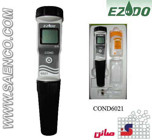 <br/>کنداکتیویمتر,  ECمتر, قلمی مدل 6021 ساخت کمپانی  EZDO  تایوان<br/>محدوده اندازه گیری:  0~1999μS <br/>دقت قرائت:  10uS/cm<br/>دقت دستگاه: &#177;1%FS<br/>قابلی industry medical-equipment medical-equipment