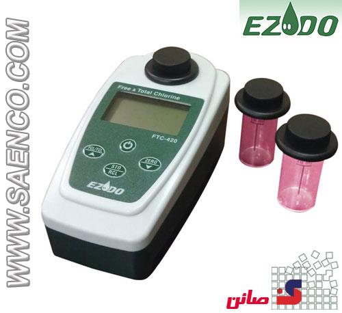کلرسنج دیجیتالی مدل FTC-420 ساخت کمپانی  ezdo  تایوان<br/><br/>FTC-420 Free &amp; Total Chlorine Meter<br/><br/>قابلیت اندازه گیری  میزان کلر باقیمانده آزادFCL  و کلر industry medical-equipment medical-equipment