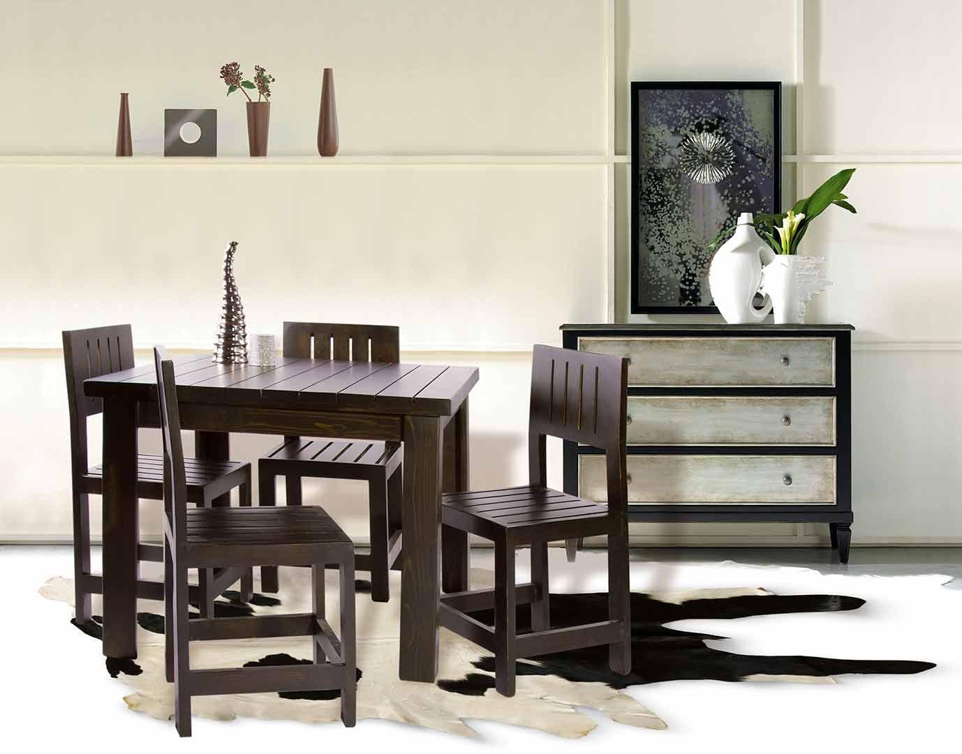 از نمونه محصولات ما در سایت عاج دیدن فرمائید.<br/>گروه تولیدی ، صنعتي عاج با تولید وپخش انواع میز و صند لی های تمام چوب متناسب با فضاهای باز و رطوبتی و وی buy-sell home-kitchen table-chairs