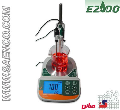 مولتی پارامتر رومیزی pH, mV, Conductivity, Temperature مترمدل    PL-700 PC ساخت کمپانی EZDO  تایوان<br/><br/>PL-700PC(S): pH, mV, Conductivity, TDS, Salt, Tem industry medical-equipment medical-equipment