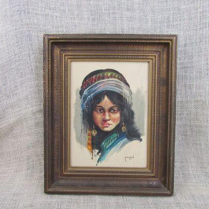 تابلو نقاشی قدیمی استاد آلک کازاریان با امضا تهران سال 1973 میلادی اندازه نقاشی 26 در 33 سانتیمتر جهت خرید قیمت پیشنهادی خود را ازطریق ایمیل اعلام فرم buy-sell antiques other-antiques