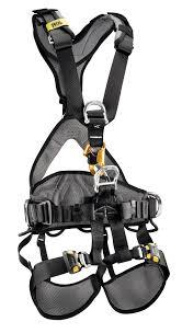 گیره طناب شکمی CROLL جهت صعود از طناب<br/>کمربند پهن از جنس نیمه سخت جهت حمایت عالی کاربر<br/>تسمه های شانه فوم دار برای کاهش ساییدگی در ناحیه گردن با فاصله ز industry safety-supplies safety-supplies