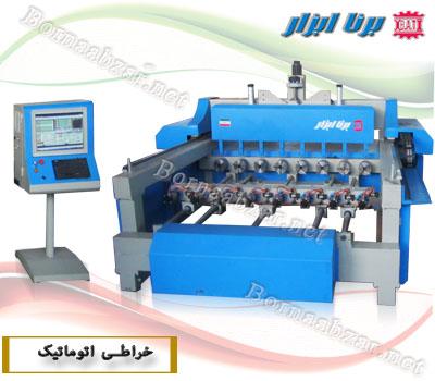 طراحی و ساخت انواع ماشین آلات cnc به سفارش مشتری<br/><br/>دستگاه های منبت چوب از 3 تا 6 محور و از 1 تا 12 کلگی<br/><br/>دارای روتاری جهت منبت کاری سه بعدی و مجسمه ساز industry industrial-machinery industrial-machinery