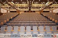 شرکت همایش گستر کیوار تولید کننده صندلی های آمفی تئاتر,سینمایی,آموزشی و همایشی با بیش از سی مدل صندلی آماده همکاری با تمامی استان های ایران می باشد. buy-sell office-supplies chairs-furniture
