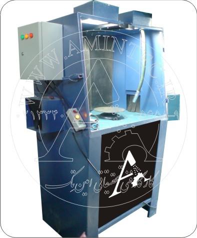 دستگاه سندبلاست ، انواع دستگاه سندبلاست ، طراحی و ساخت دستگاههای سندبلاست خاص و ... <br/><br/>فعالیتهای کارگاه فنی تحقیقاتی امین تک AMINTEC<br/><br/>طراحی و ساخت  industry industrial-machinery industrial-machinery