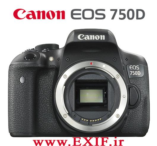 فروش دوربین کانن EOS 750D<br/><br/><br/>غول های جدید کانن؛  DSLR های نیمه حرفه ای 750D  و 760D<br/>مشخصات کلیدی:<br/>سنسور24.2 مگاپیکسلی از نوع APS-C ، محدوده ایزو 100-12 digital-appliances digital-camera camera-canon