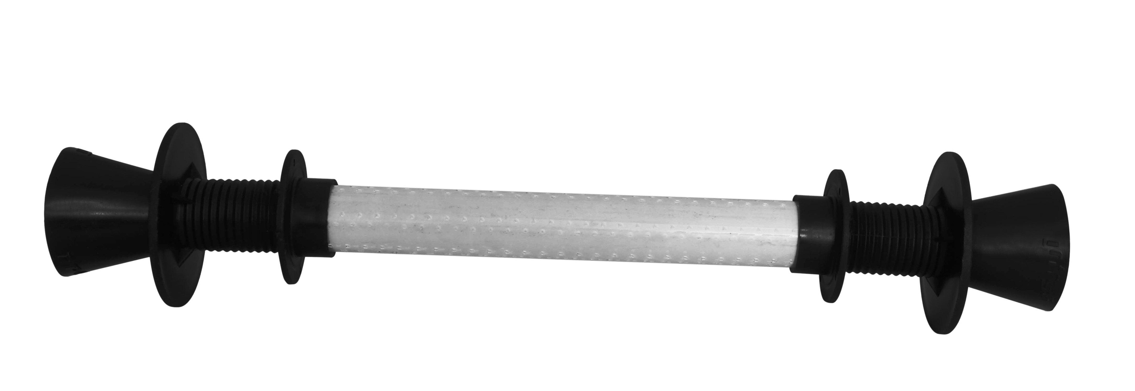 شرکت ارس پلاست تولید کننده انواع اسپیسر های پلاستیکی و میان بلت های پلاستیکی <br/>ميان بلت پلاستيكي <br/>قطعه اي کارآمدبراي آب بند نمودن انواع سازه هاي بتني ن services construction construction