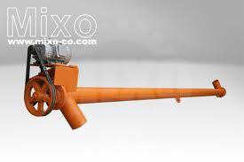 اسکرو سیمان برای انتقال سیمان به طول 6 متر قطر دهنه 17 سانت یا 6 اینچ که برای انتقال گندم و جو نیز قابل استفاده میباشد  industry industrial-machinery industrial-machinery
