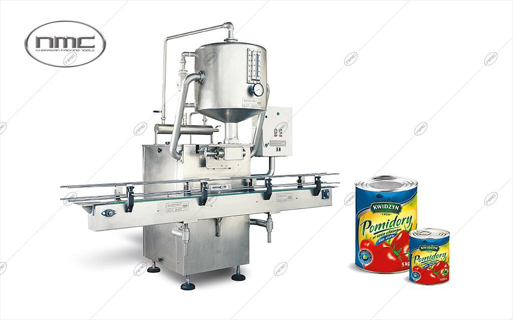 شرکت صنعتی ابزاربسته بندی خراسان <br/>طراح و سازنده <br/>انواع دستگاههای فیلر و پرکن مایعات غلیظ و نیمه غلیظ , رقیق و نیمه رقیق , پرکن مربا, عسل, زیتون پروده, industry machinary machinary
