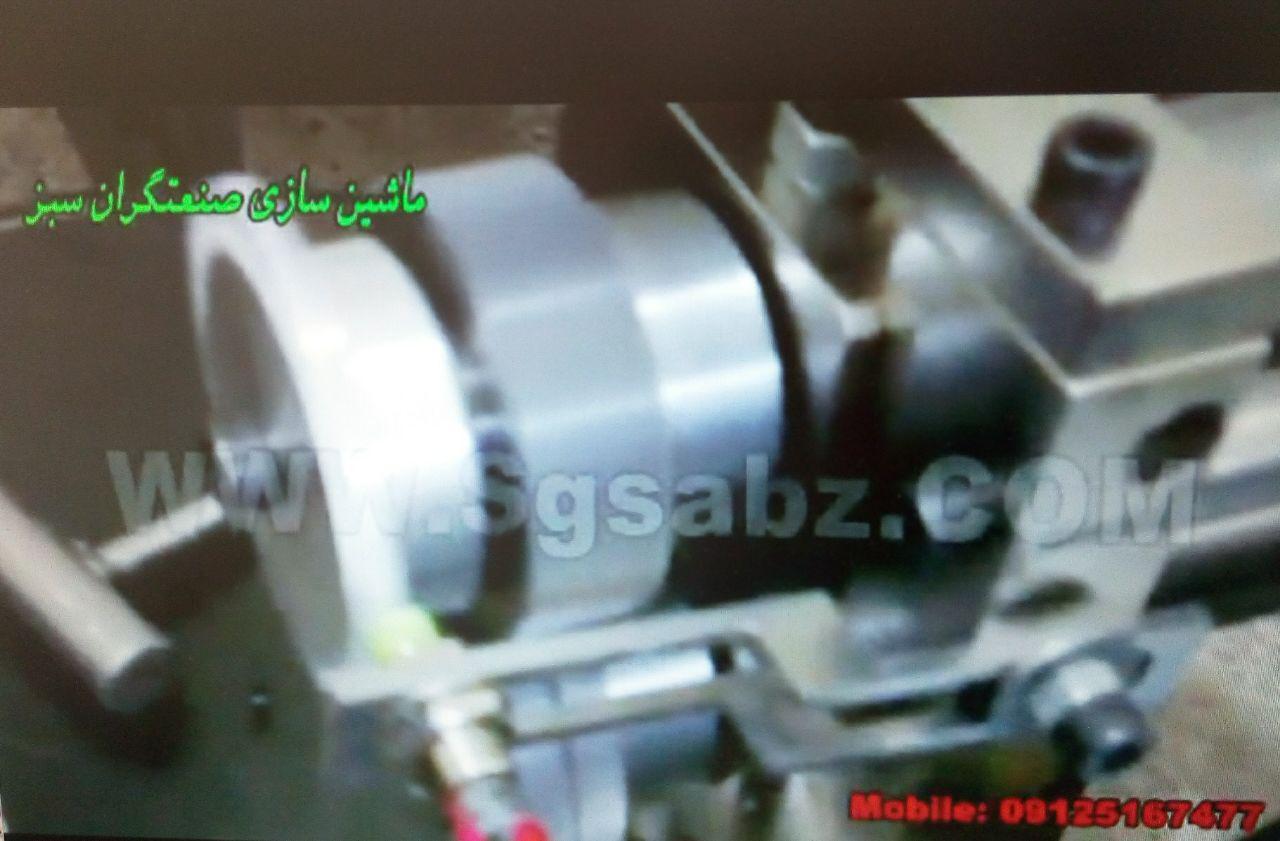 ماشین سازی صنعتگران سبز<br/><br/>ساخت خط تولید اتوماتیک تزریق فوم ودستگاه کاغذ چین کن اتوماتیک مخصوص تولید فیلتر هوای( سبک و سنگین)<br/>این مجموعه با بیش از سیزده industry industrial-machinery industrial-machinery