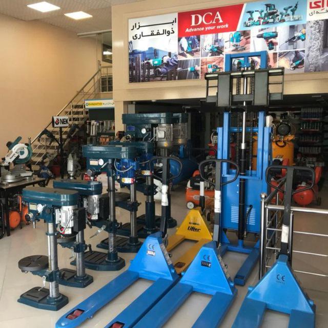 نمایشگاه و فروشگاه ابزار ذوالفقاری ارائه دهنده برترین برندهای ابزار آلات صنعتی ،بالابر،قفل و یراق و...آماده خدمت رسانی به همکاران و مشتریان گرامی میبا industry tools-hardware tools-hardware