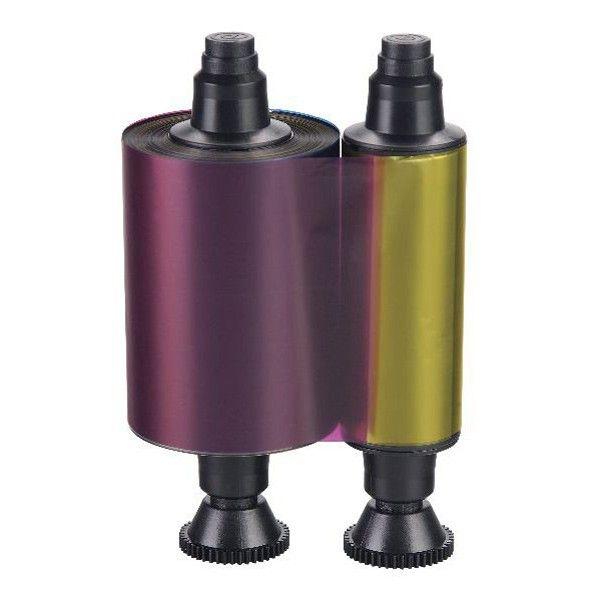 فروش انواع ریبونهای رنگی ، تک رنگ ، اسکرچ ، سلفون هولوگرام ، لمینت و ،اولیس به صورت عمده و جزئی <br/>ریبون تمام رنگی 5 پنل (R-3011) - با قابلیت 200 چاپ  Y industry packaging-printing-advertising packaging-printing-advertising