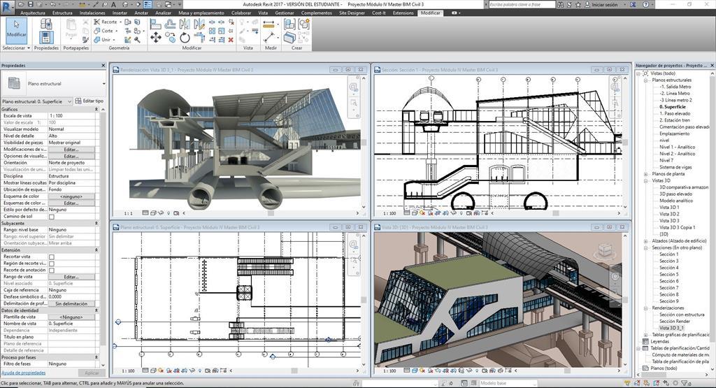 محاسبات و طراحی بهینه و کم هزینه سازه ومعماری و تاسیسات برق و مکانیک ساختمان با Revit2020<br/><br/>فونداسیون، سازه، سقف، کف، دیوار، درب، پنجره، روشنایی، تابلو services construction construction