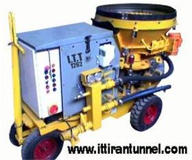 بچینگ پلانت   پمپ بتن پاش - بچینگ پلانتابزار تونل جهان اولین سازنده دستگاه شات کریت یا بتن پاش در ایران   ماشین آلات .