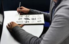 services printing-advertising printing-advertising طراحی حرفه ای لوگو (ارومیه)