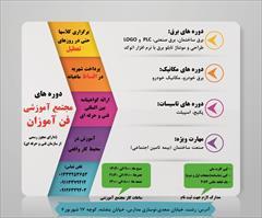 services educational educational برگزاری کلیه دوره های برق در رشت با مدرک بین الملل