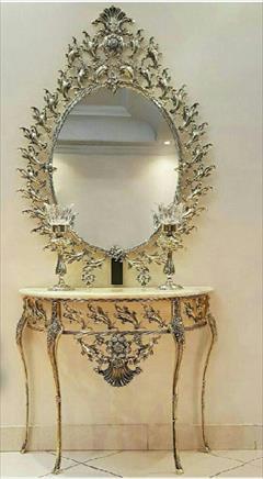 buy-sell antiques old-decoration میز تی وی برنجی و برنزی طرح (تولیدکننده و فروشنده)