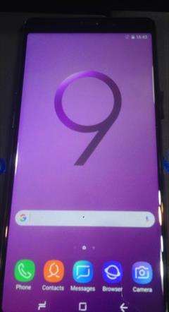 digital-appliances mobile-phone mobile-samsung فروش گوشي طرح اصلي قیمت گوشي طرح اصلي S9+ Samsung