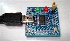 digital-appliances pc-laptop-accessories connector فروش ماژول و آی سی مبدل یو اس بی به سریال - FT232R