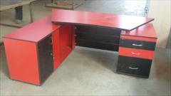 services construction construction میز اداری / کمد اداری /میز منشی /میز مدیریت