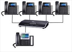 services hardware-network hardware-network نصب و راه اندازی سانترال و VOIPدر اندیشه