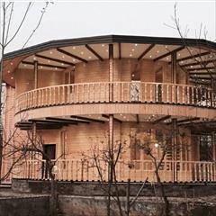 services construction construction ویلا چوبی کلبه چوبی پیش ساخته چوبی آلاچیق چوبی