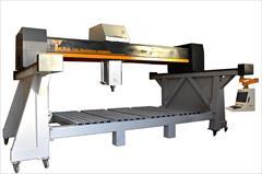 industry industrial-automation industrial-automation دستگاه cnc سی ان سی فرز سنگ سه،چهار،پنج و شش محوره