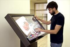 digital-appliances computer computer فروش استند لمسی EPR ویژه نمایشگاه های ماشین