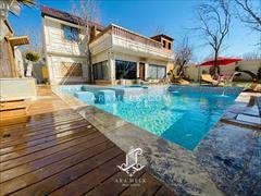 real-estate land-for-sale land-for-sale فروش 1100 متر باغ ویلا لوکس در خوشنام ملارد