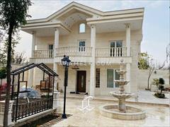real-estate land-for-sale land-for-sale فروش ویلا لوکس 1100 متری در دهکده کردزار شهریار
