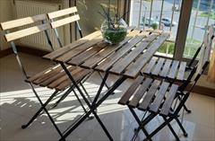 buy-sell home-kitchen home-tools میز و صندلی تاشو مدل ایکیا