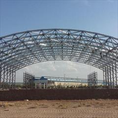 real-estate factory-stock-halls factory-stock-halls سوله باسازه ال اس اف در محمودآباد/سوله پیش ساخته