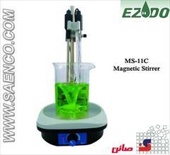 industry medical-equipment medical-equipment همزن مغناطیسی ساده  مدل MS-11C  ساخت کمپانی Ezdo ت