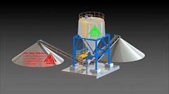 industry machinary machinary ماسه شوی بدون آب