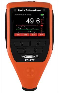 industry tools-hardware tools-hardware ضخامت سنج رنگ و تستر حرفه ای مدل EC777