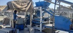 industry industrial-machinery industrial-machinery فروش دستگاه تمام اتومات بلوک زنی ثابت