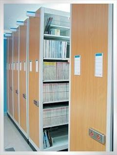 services administrative administrative سیستم بایگانی ریلی تمام اتوماتیک