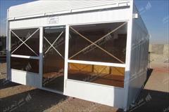 industry conex-container-caravan conex-container-caravan کانکس فروشگاهی، فروش کانکس فروشگاهی، ساخت کانکس